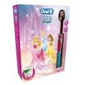 cepillo-dental-braun-d12-vitality-princesas-vaso